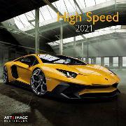 Cover-Bild zu High Speed 2021 A&I INT 30x30