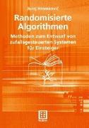Cover-Bild zu Hromkovic, Juraj: Randomisierte Algorithmen