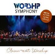 Cover-Bild zu Amir-Karayan, Seda (Sänger): CD Classic Meets Worship
