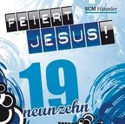 Cover-Bild zu Frey, Albert (Prod.): Feiert Jesus! 19
