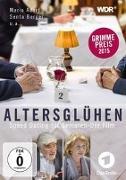 Cover-Bild zu Schütte, Jan Georg: Altersglühen - Speed Dating für Senioren