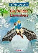 Cover-Bild zu Die Brüder Löwenherz von Lindgren, Astrid