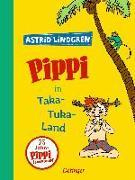 Cover-Bild zu Pippi in Taka-Tuka-Land von Lindgren, Astrid