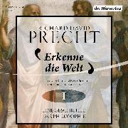 Cover-Bild zu Erkenne die Welt (Audio Download) von Precht, Richard David