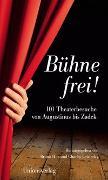 Cover-Bild zu Bühne frei! von Hitz, Bruno (Hrsg.)