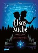 Cover-Bild zu Disney - Twisted Tales: Elsas Suche (Die Eiskönigin) von Disney, Walt