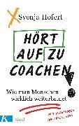 Cover-Bild zu Hört auf zu coachen! (eBook) von Hofert, Svenja