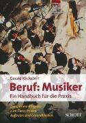 Cover-Bild zu Beruf: Musiker von Klickstein, Gerald
