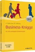 Cover-Bild zu Business-Knigge von Quittschau, Anke