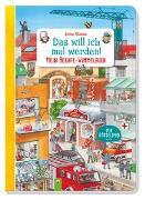 Cover-Bild zu Das will ich mal werden! von Suess, Anne (Illustr.)