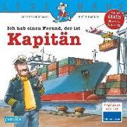 Cover-Bild zu Ich hab einen Freund der ist Kapitän von Schürmann, Susanne