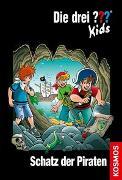Cover-Bild zu Die drei ??? Kids, 50, Schatz der Piraten von Pfeiffer, Boris