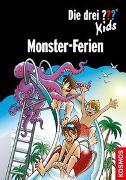 Cover-Bild zu Die drei ??? Kids, Monster-Ferien von Blanck, Ulf