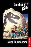 Cover-Bild zu Die drei ??? Kids, 61, Alarm im Dino-Park von Pfeiffer, Boris