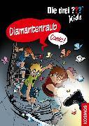 Cover-Bild zu Die drei ??? Kids, Diamantenraub (drei Fragezeichen Kids) (eBook) von Pfeiffer, Boris