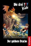 Cover-Bild zu Die drei ??? Kids, 67, Der goldene Drache (drei Fragezeichen Kids) (eBook) von Pfeiffer, Boris