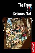 Cover-Bild zu The Three ???, Earthquake Alert! (drei Fragezeichen) (eBook) von Blanck, Ulf