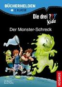 Cover-Bild zu Die drei ??? Kids, Bücherhelden 2. Klasse, Der Monster-Schreck von Pfeiffer, Boris