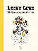 Cover-Bild zu Lucky Luke: Die Eroberung des Westens