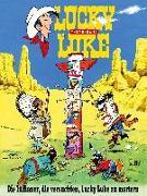 Cover-Bild zu Die Indianer, die versuchten, Lucky Luke zu martern von Achdé