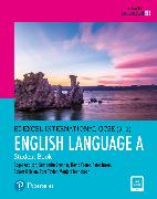 Cover-Bild zu Taylor, Pam: Pearson Edexcel International GCSE (9-1) English Language A Student Book