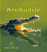 Cover-Bild zu Krokodile von Fischer-Nagel, Heiderose