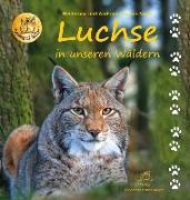 Cover-Bild zu Luchse in unseren Wäldern von Fischer-Nagel, Heiderose