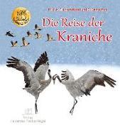 Cover-Bild zu Die Reise der Kraniche von Fischer-Nagel, Andreas
