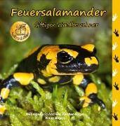 Cover-Bild zu Feuersalamander von Fischer-Nagel, Heiderose