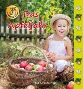 Cover-Bild zu Das Apfeljahr von Fischer-Nagel, Heiderose