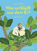 Cover-Bild zu Biederstädt, Maike: Was schlüpft aus dem Ei?
