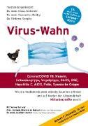 Cover-Bild zu Virus-Wahn von Engelbrecht, Torsten