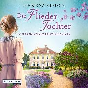 Cover-Bild zu Die Fliedertochter (Audio Download) von Simon, Teresa