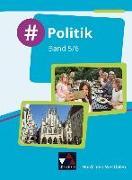 Cover-Bild zu #Politik - Nordrhein-Westfalen 5/6 Schülerbuch von Hansen, Barbara