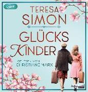 Cover-Bild zu Glückskinder von Simon, Teresa