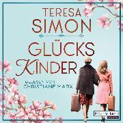 Cover-Bild zu Glückskinder (Audio Download) von Simon, Teresa