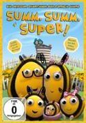 Cover-Bild zu Summ, Summ, Super! - Die grossen Abenteuer der Familie Biene von Willing, David