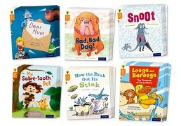 Cover-Bild zu Oxford Reading Tree Story Sparks: Oxford Level 6: Class Pack of 36 von Heapy, Teresa