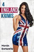 Cover-Bild zu 4 England Krimis (eBook) von Barkawitz, Martin