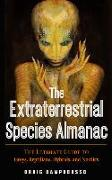 Cover-Bild zu The Extraterrestrial Species Almanac: The Ultimate Guide to Greys, Reptilians, Hybrids, and Nordics von Campobasso, Craig