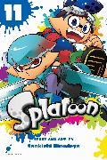 Cover-Bild zu Sankichi Hinodeya: Splatoon, Vol. 11