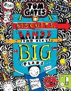 Cover-Bild zu Tom Gates 14. Biscuits, Bands and Very Big Plans von Pichon, Liz