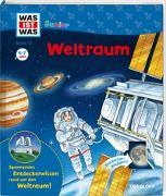 Cover-Bild zu WAS IST WAS Junior Band 13. Weltraum von Braun, Christina