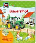 Cover-Bild zu WAS IST WAS Junior Band 1. Bauernhof von Braun, Christina