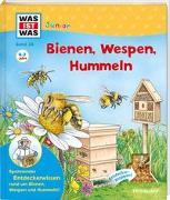 Cover-Bild zu WAS IST WAS Junior Band 34 Bienen, Wespen, Hummeln von Rusche-Göllnitz, Angelika