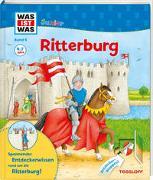 Cover-Bild zu WAS IST WAS Junior Band 6. Ritterburg von Stiefenhofer, Martin
