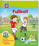 Cover-Bild zu WAS IST WAS Junior Band 8. Fußball von Beständig, Dr. Andrea