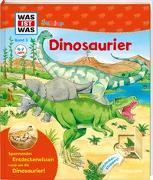 Cover-Bild zu WAS IST WAS Junior Band 3. Dinosaurier von Oftring, Bärbel