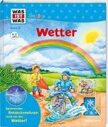 Cover-Bild zu WAS IST WAS Junior Band 18 Wetter von Oftring, Bärbel