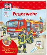 Cover-Bild zu WAS IST WAS Junior Band 4. Feuerwehr von Braun, Christina